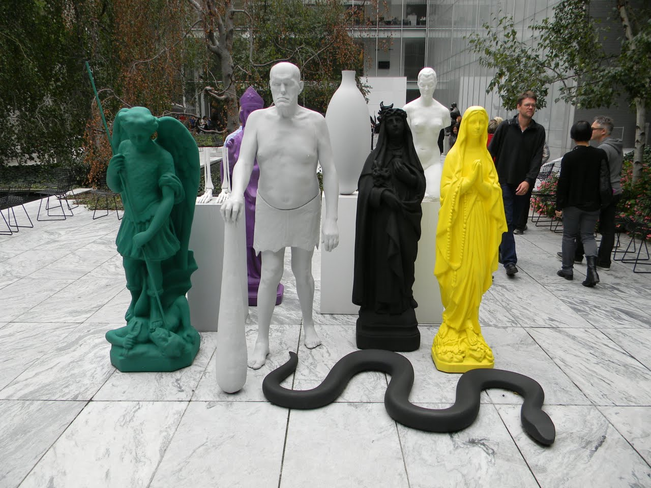 Group of Figures (2006-08)