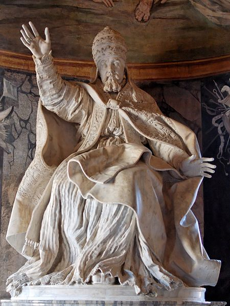 Bernini, Pope Urban VIII, 1635-40.