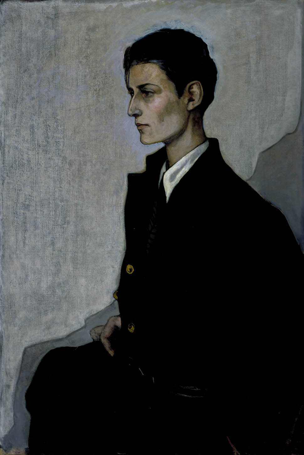 Romaine Brooks, Peter (A Young English Girl), 1923-1924