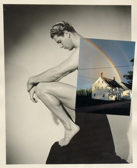 Anya Lsk, Untitled, 2012, collage