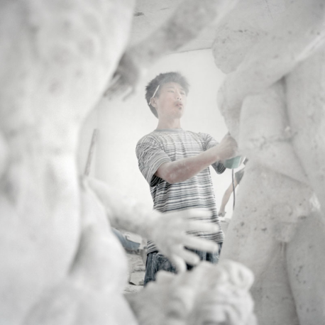Chiara Goia, Sculptors Village, photograph