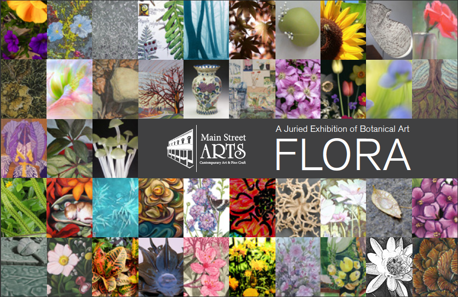 FLORA at Main Street Arts